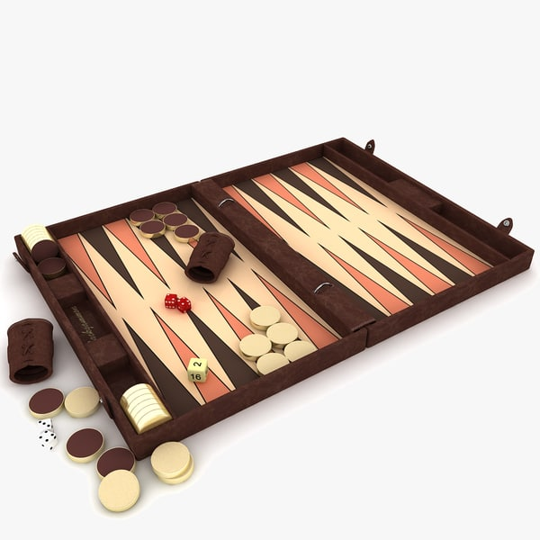 backgammon set 3ds