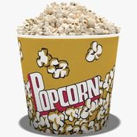 3d pop corns