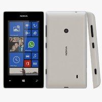 3ds nokia lumia 525 white