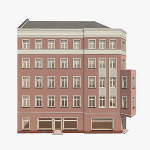 3d model of exactly berlin