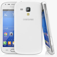 Samsung Galaxy Trend Plus White