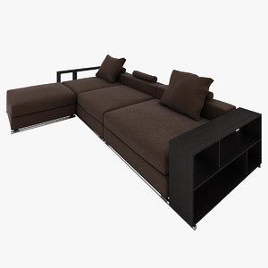 max contemporary camerich freetown sofa