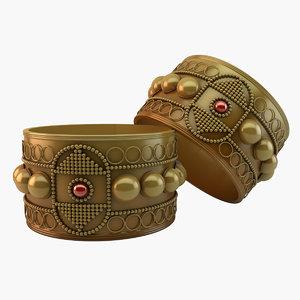 max byzantium bracelet