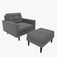 petrie chair max