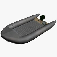 German Navy Dinghy