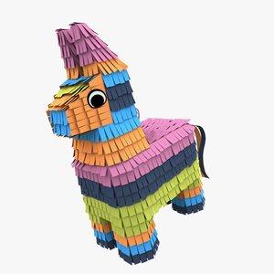 donkey pinata 3d 3ds