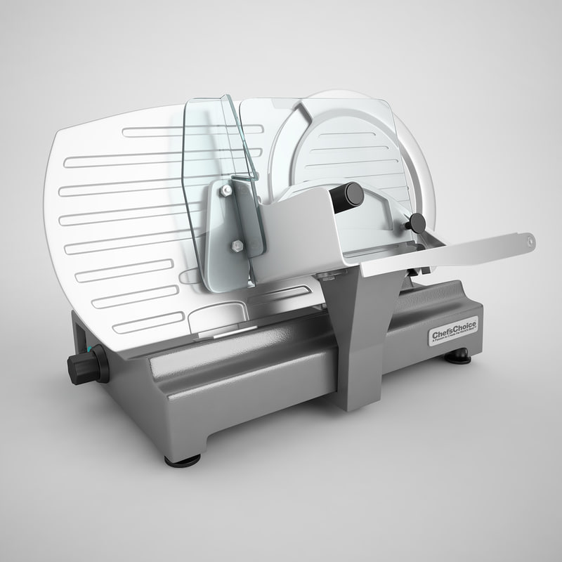 3ds max professional food slicer