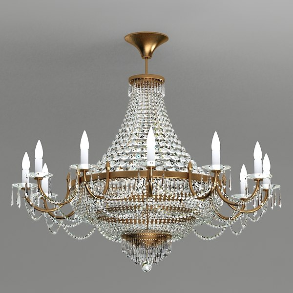 max chandelier light