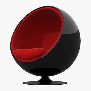 max ball chair