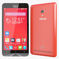 Asus ZenFone 6 Red Color