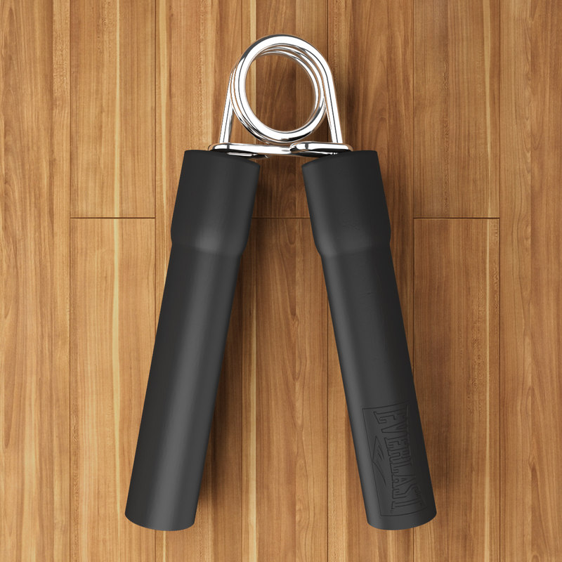 3d hand grip model