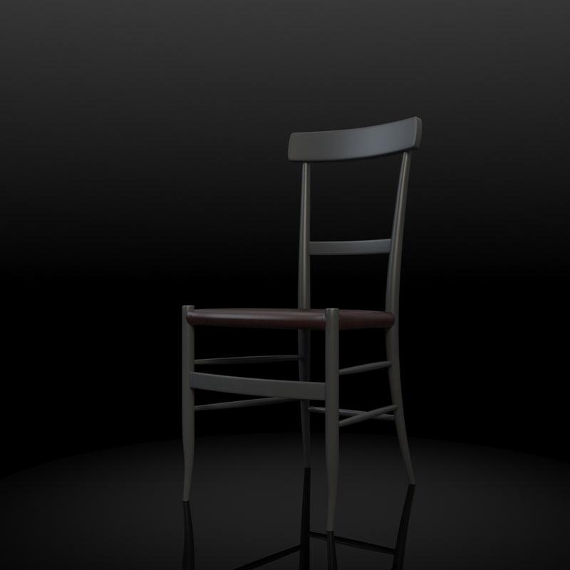 chiavarina chair baxter max