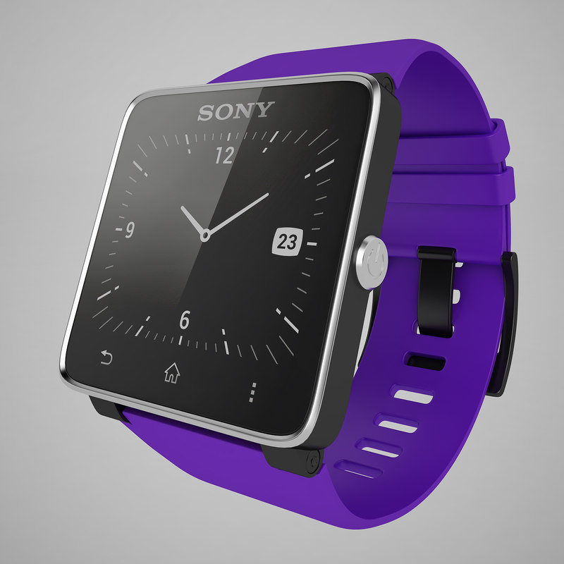 max sony xperia smartwatch
