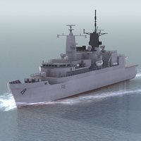 type 22 frigate max