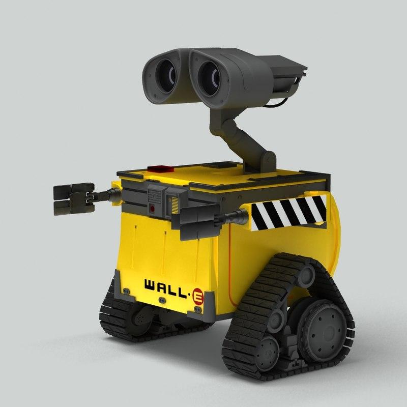 wall-e 3ds