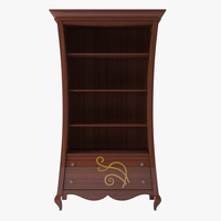 cupboard furniture 3d model