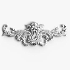 max big decorative element