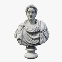 Roman Bust 3