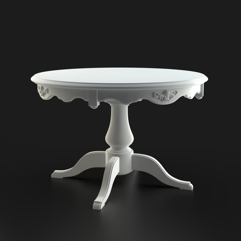 table furniture 3d model