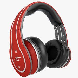 3ds max sync headphones 50