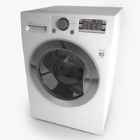 3ds max washing machine