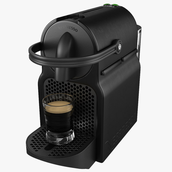 coffeemaker nespresso inissia magimix 3ds