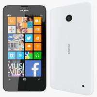 3d realistic nokia lumia 630