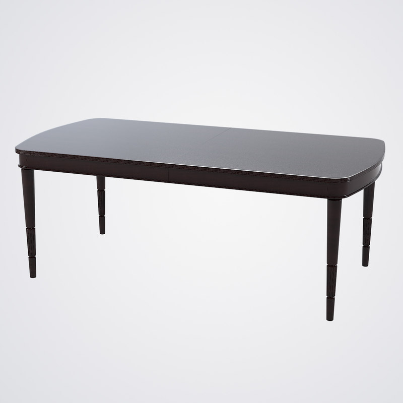 3d model galimberti nino rigoletto dining table