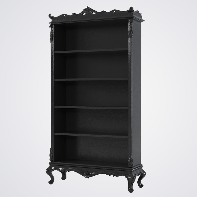 creazioni susanna bookcase obj