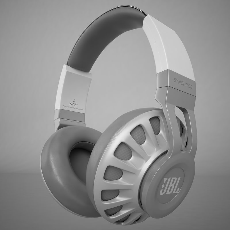 3d 3ds jbl synchros s700