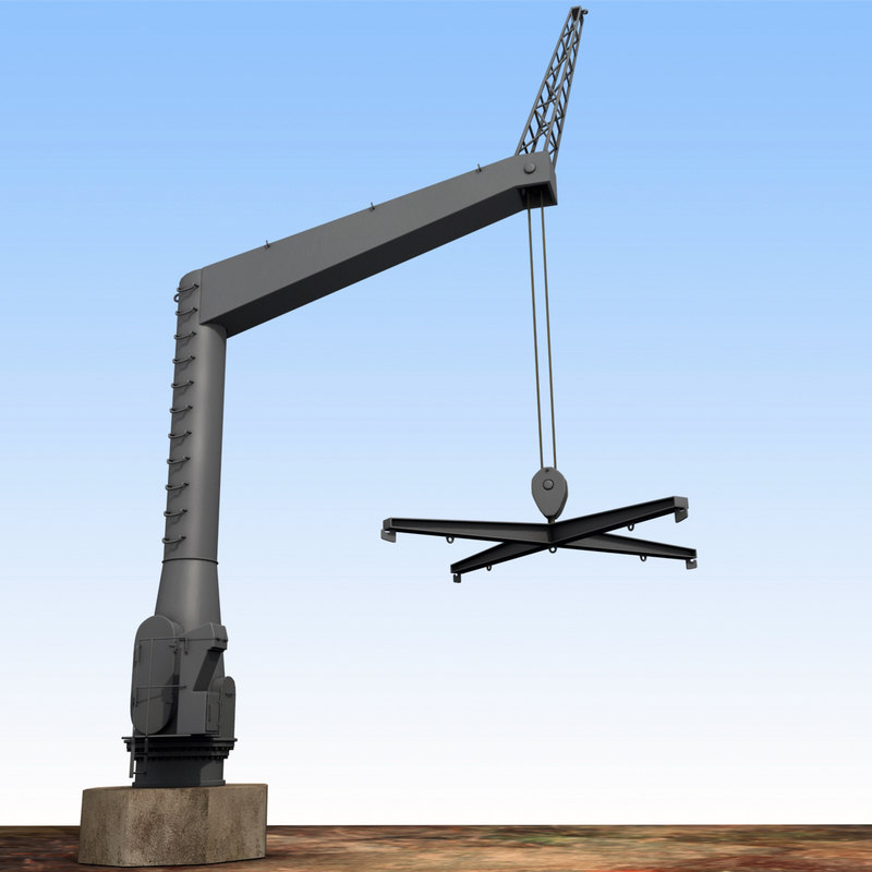 max jib crane