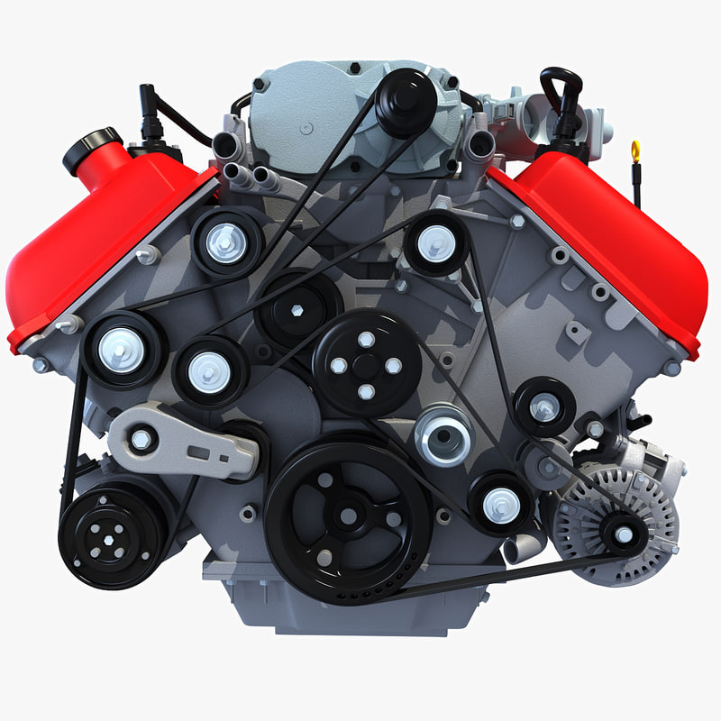 max generic v8 engine