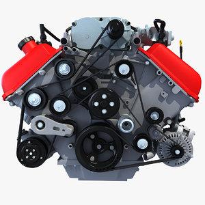 max generic v8 engine