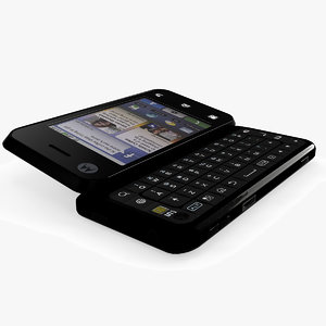 smartphone phone 3d max