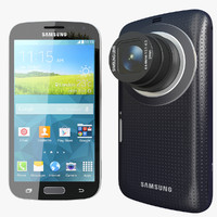 Samsung Galaxy Zoom K Black