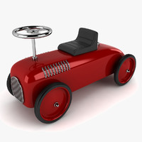 Retro Toy Car