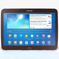 Samsung Galaxy Tab 3 10.1 P5200 Brown