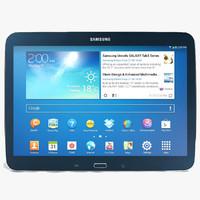 Samsung Galaxy Tab 3 10.1 P5200 Bule