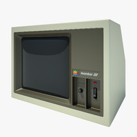 Monitor Apple 2 Computer