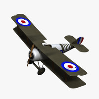 3d purchase sopwith 7f 1 model
