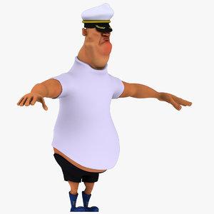 max captain