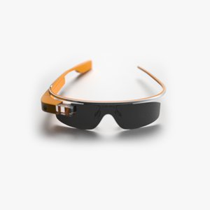 3ds max google glass