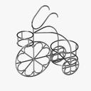 flower pot support 3D models