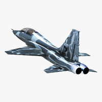 3ds max t-38 talon