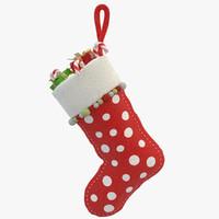 Christmas Sock 01