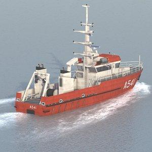 3ds max birkholm vessel