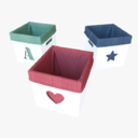 toy chest 3D models