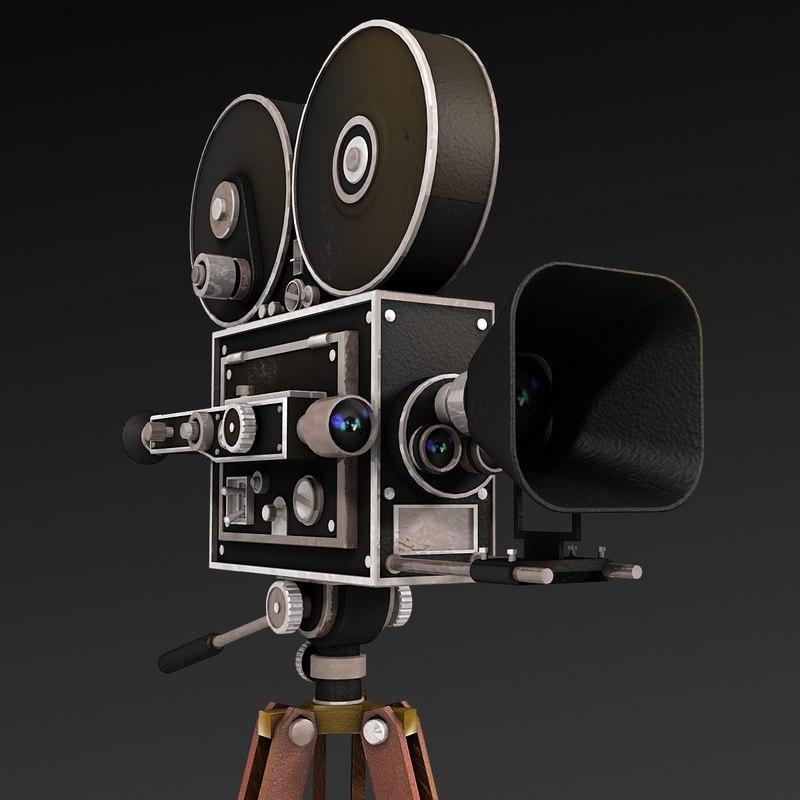 movie camera 3ds