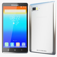 Lenovo Vibe Z Silver Version