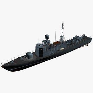 3ds max puma boats